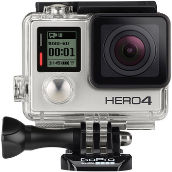 Rent GoPro HERO4 Silver Production Bundle