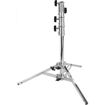 Rent Impact Lowboy Steel Stand with Combo Head (6.5')