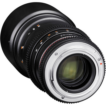 Rent Rokinon 135mm f2 for Sony E-mount - a7s, a6500