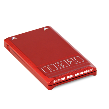 Rent RED 512GB RED Mini-Mag (Red Version)