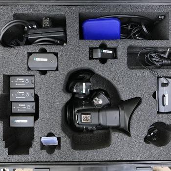 Rent Canon EOS C300 EF Kit (2 Available)