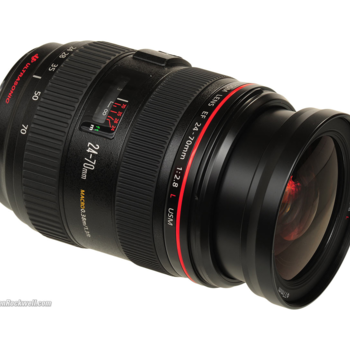 Rent Canon EF 24-70mm f/2.8 L USM Lens (2 Available)