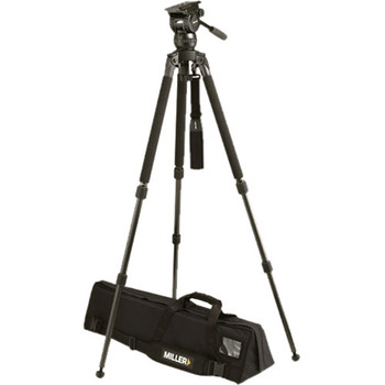 Rent Miller Compass 25 Solo ENG 3-stage Tripod w/ VCT Adapter