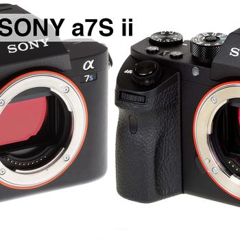 Rent 2x Sony a7S ii (4K) w/Metabones, Card & Battery Package