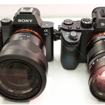 Rent 2x Sony a7S Package