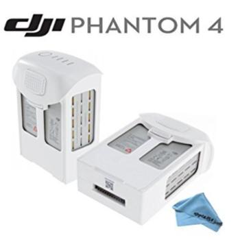 Rent DJI Phantom 4 Quadcopter Battery Package