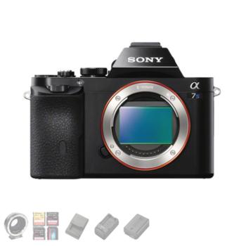Rent Sony a7S II 4K w/Metabones & Card Package (1 of 4) P3