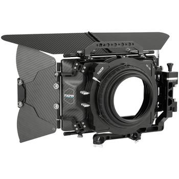 Rent Tilta 6x6 Matte Box - 19mm Swing-Away, 3-Stage