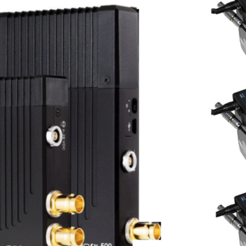 Rent Teradek Bolt 500 3G-SDI Video w/ 1 receivers and 3 Batts