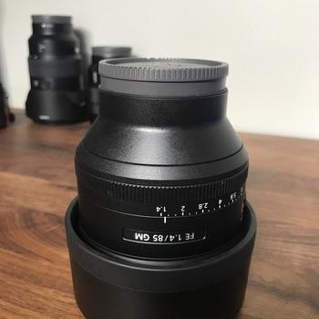Rent Sony FE 85mm G Master F/1.4