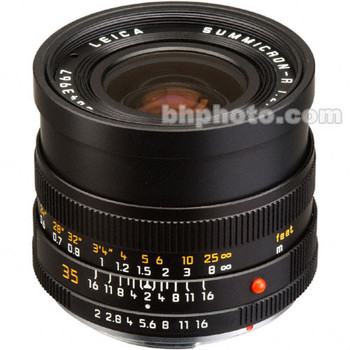 Rent Leica Prime Lens Kit: 35mm, 50mm, 90mm w/ Sony E Mount Adapters
