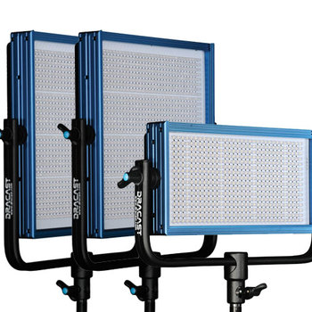 Rent Dracast Plus Series Daylight Three LED Lighting Kit