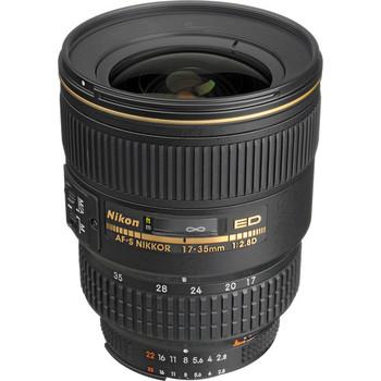 Rent Nikon 17-35MM/2.8D Zoom