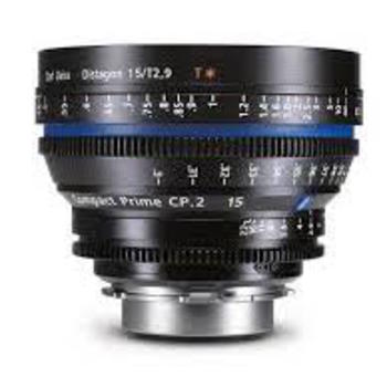 Rent Zeiss 15MM  T2.9 EF Mount CP2 For Canon
