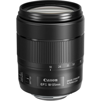 Rent Canon 18-135 EF-S  IS  STM - 28-200 Equivalent, Latest Version