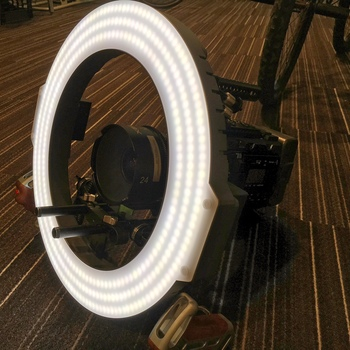 Rent F&V R720 Bi-Color Ring Light