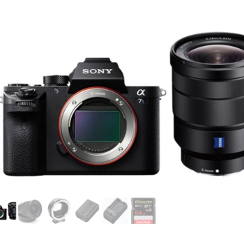 Rent Sony a7S w/Metabones EF-E + Sony 16-35mm Lens Package