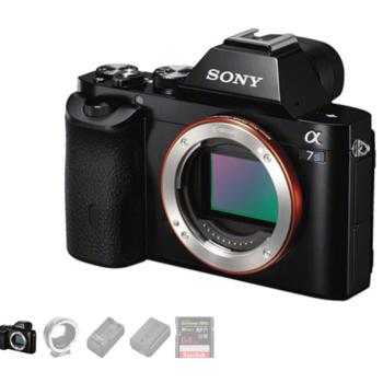 Rent Sony a7S Package w/ Metabones Adaptor (1 of 3)