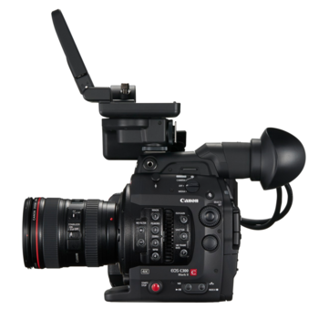 Rent C300 MarkII and bonus lens