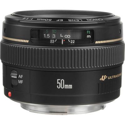 Canon 2515a003 50mm f 1 4 usm autofocus 1266256929000 12140