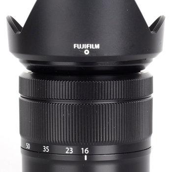 Rent Fuji XC16-50mmF3.5-5.6 OIS zoom lens (24mm-76mm equivalent)