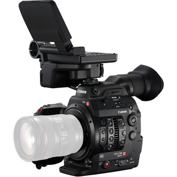 Rent C300 Mark II Camera with Tripod (no lenses)
