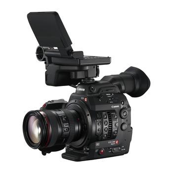 Rent C300 Mark II w/ Lenses & Tripod