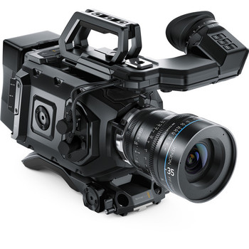 Rent To produce cinematic images, the URSA Mini can record raw sensor data in the CinemaDNG format onto CFast 2.0 memory cards at up to 60 fps.