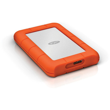 Rent Lacie Rugged 1TB external drive