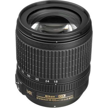 Rent Nikon AF-S DX NIKKOR 18-105mm f/3.5-5.6G ED VR Lens