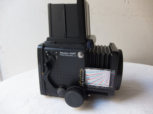 Rent A Kit Of Mamiya Rz67 Pro Ii Film Camera With Either 90