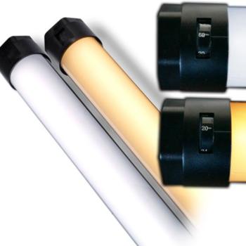 Rent 7 4ft Quasar Science Cross Fade LED Tubes
