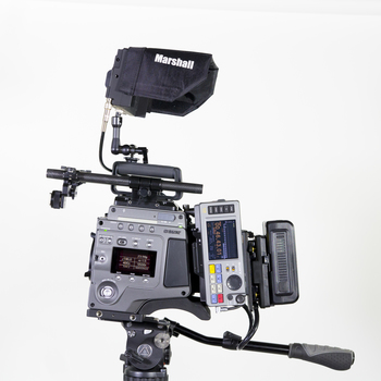 Rent Sony F65 CineAlta Package. 1 crew, Support, Lenses, Power
