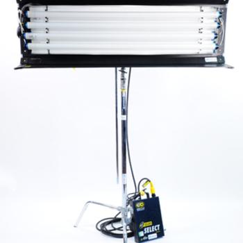 Rent Kino Flo 4ft 4Bank Light Kit