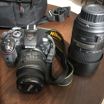 Rent Nikon D5300 Camera Bundle