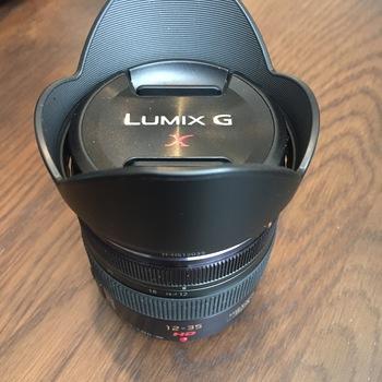 Rent 12-35 f/2.8 Lens (Panasonic Lumix brand)