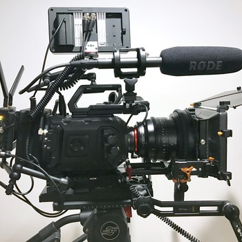 Rent URSA Mini Pro Ultimate Wireless Package 4.6k EF/PL + Sigma Cinema Prime 7-Lens Kit