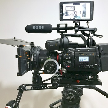 Rent URSA Mini Pro Deluxe Package 4.6k EF/PL + Sigma Cinema Primes 7-Lens Kit