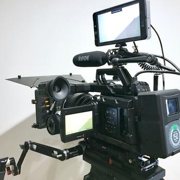 Rent URSA Mini Pro Deluxe Package 4.6k EF/PL + Sigma Cinema Primes 7-Lens Kit