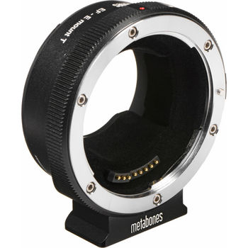 Rent Metabones Canon EF/EF-S Lens to Sony E Mount T Smart Adapter (Mark V) 1 of 2