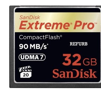 Rent 2 x SanDisk Extreme PRO 32GB CF Card