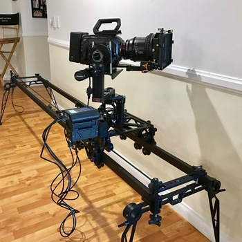 Rent Kessler ShuttlePod 4-12ft Slider + Full Motion Control Kit