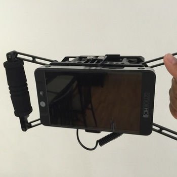 Rent SmallHD 702 Bright Monitor Kit with Director's Cage