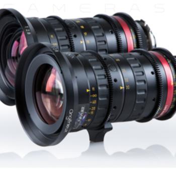 Rent Angenieux Optimo 2 Lens Bundle - 16-40mm & 30-76