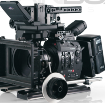 Rent Canon C300 Mark II - 4K Camera BASIC Package