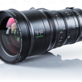 Rent Fujinon CABRIO 19-90mm v2 - Latest 4K Version - T2.9