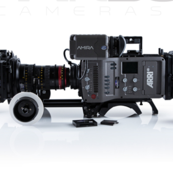 Rent Arri  AMIRA Premium Camera - INDIE Package w/ Lenses + AKS