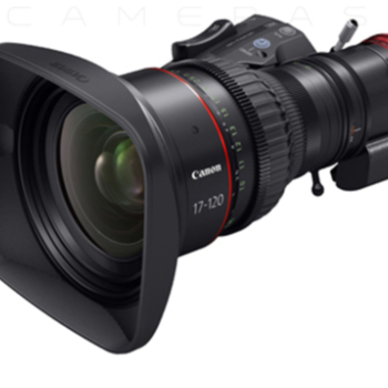 Rent CANON 17-120mm Cine-Servo - PL or EF Mount - T2.9