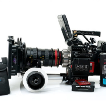 Rent EPIC-W Helium 8K Camera - INDIE Package w/ AKS + LENSES