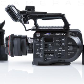 Rent Sony FS7 (PXW-FS7) 4K - BASIC Camera Package w/ Accessories